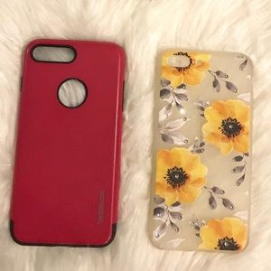 Accessories - Two iPhone 6S PLUS Protective Cases